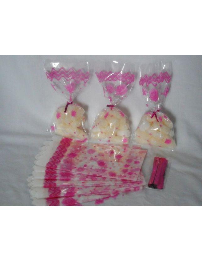 - Sachet vide pour bonbon
