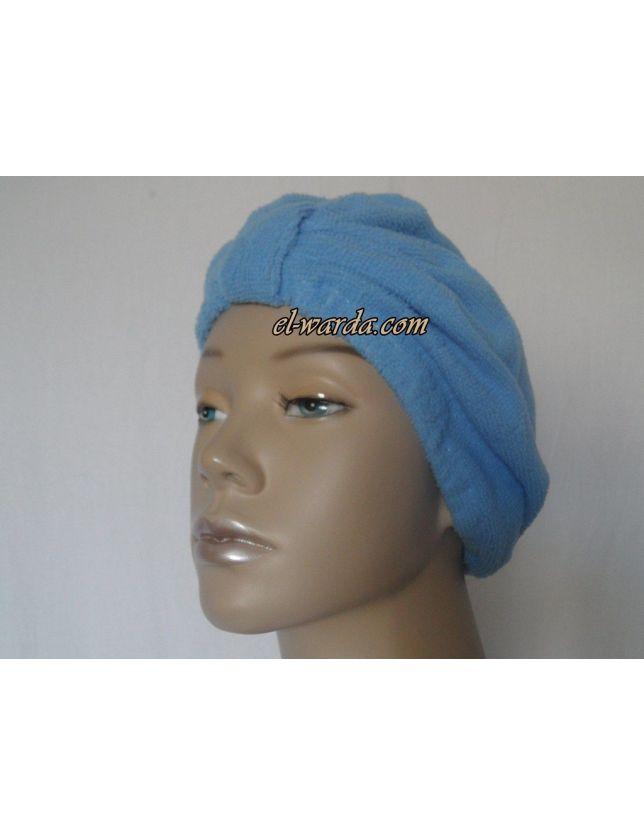 - Bonnet de bain Bleu