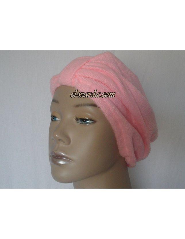 - Bonnet de bain rose clair