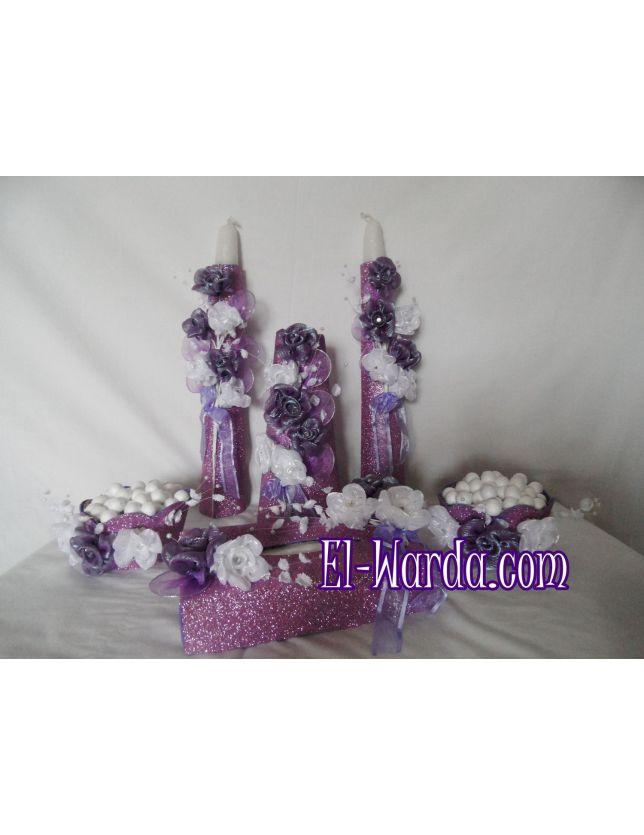 Henné Violet ensembles henné violet - el-warda