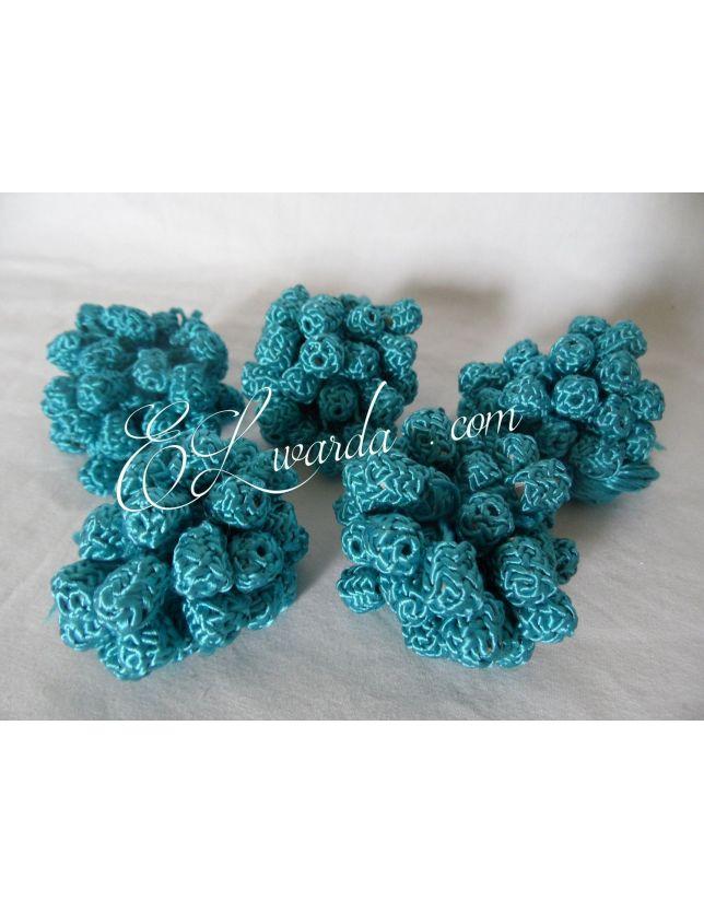 3qads bleu Turquoise