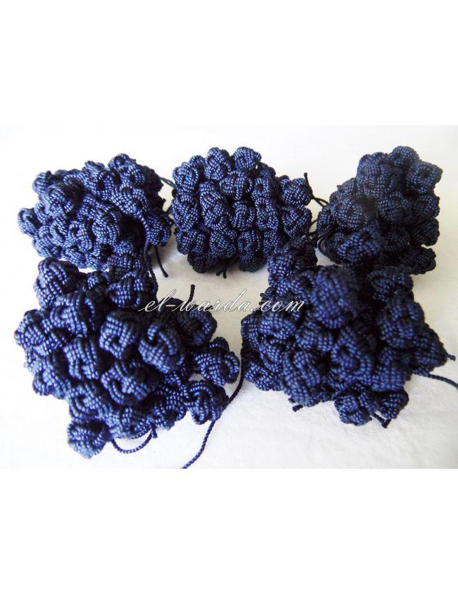 3QADS (JACAL) bleu marine
