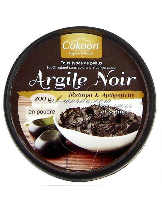 COKOON - ARGILE NOIR - 200 G