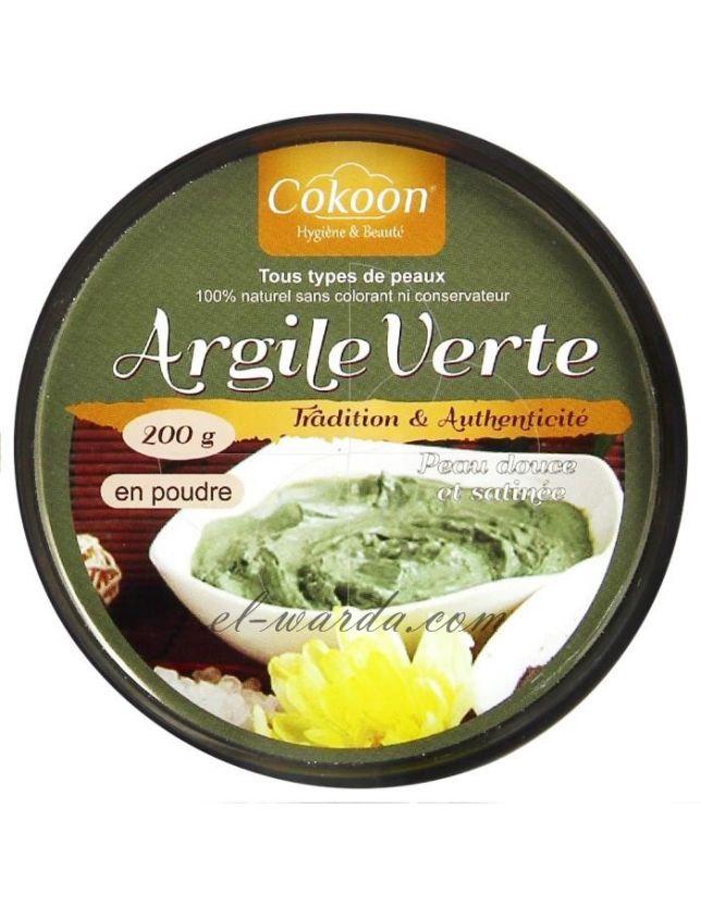 Cokoon - Argile verte - 200 g