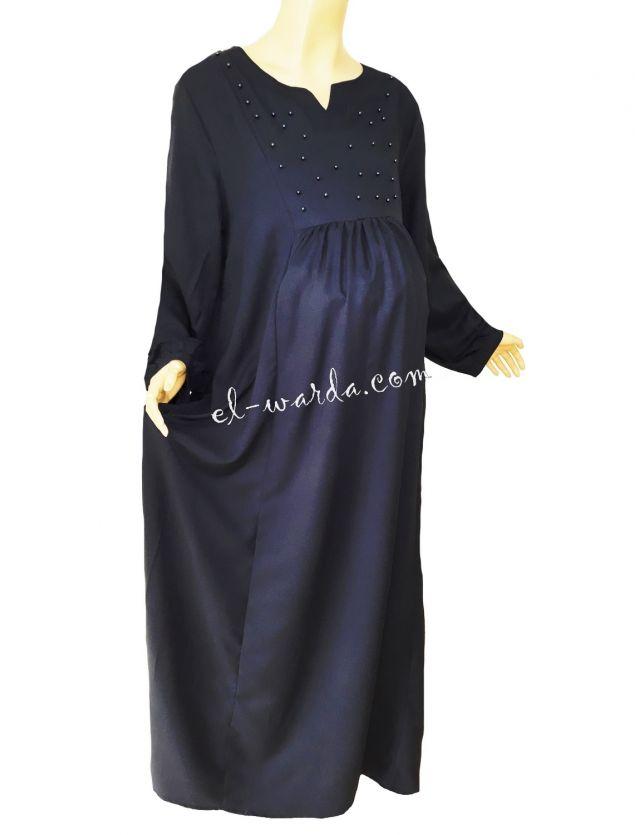 Abaya grossesse (khadija)