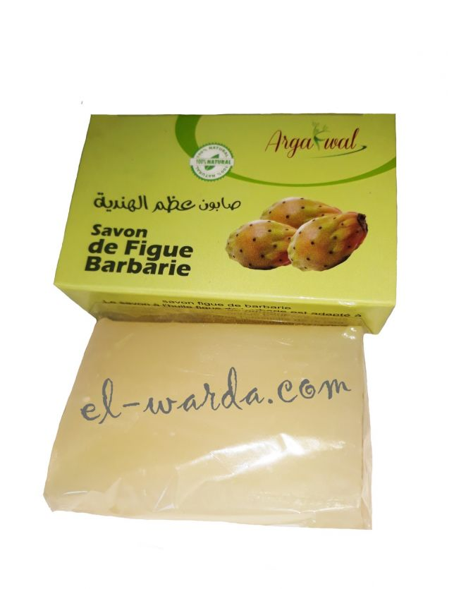 savon de figue barbarie
