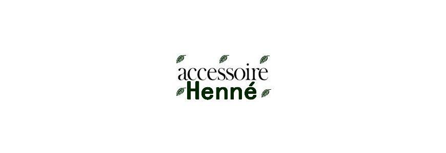 Accessoire henné