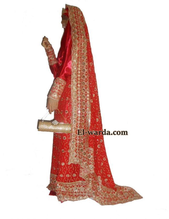 Jilbeb de Mariage Sari Indou