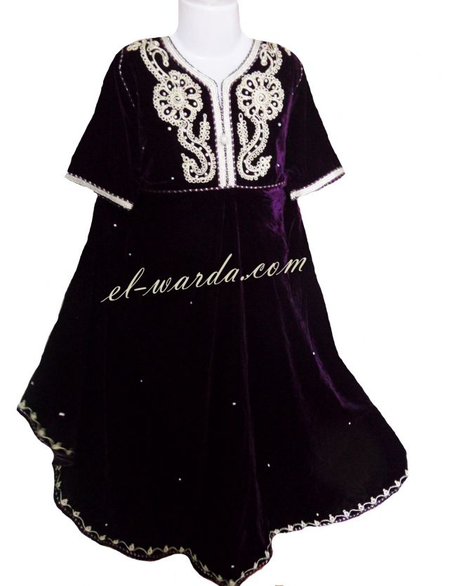 robe caftan (yumna)