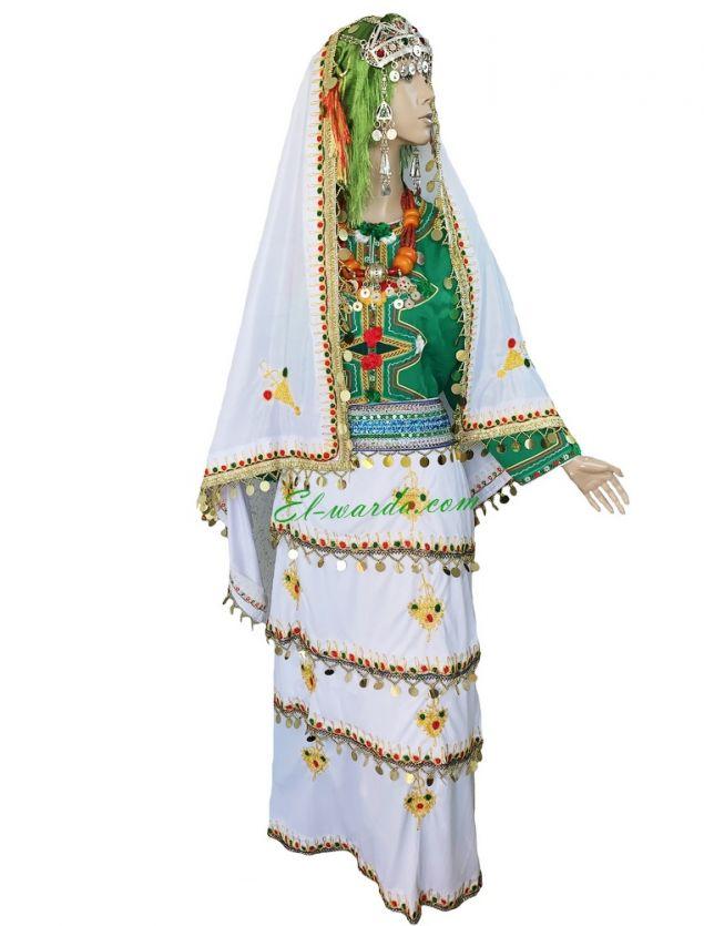 Robe chelha -amazigh-