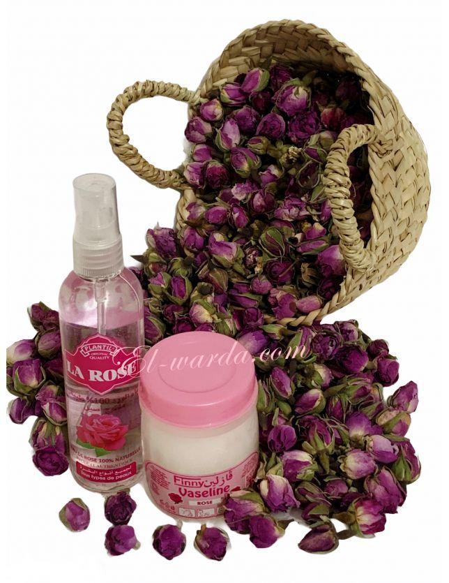 "Coffret Cadeau ""Rose de Maroc BIO"
