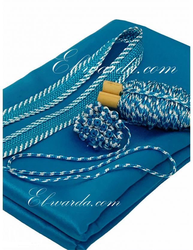 KITS À COUDRE (bleu turquoise)