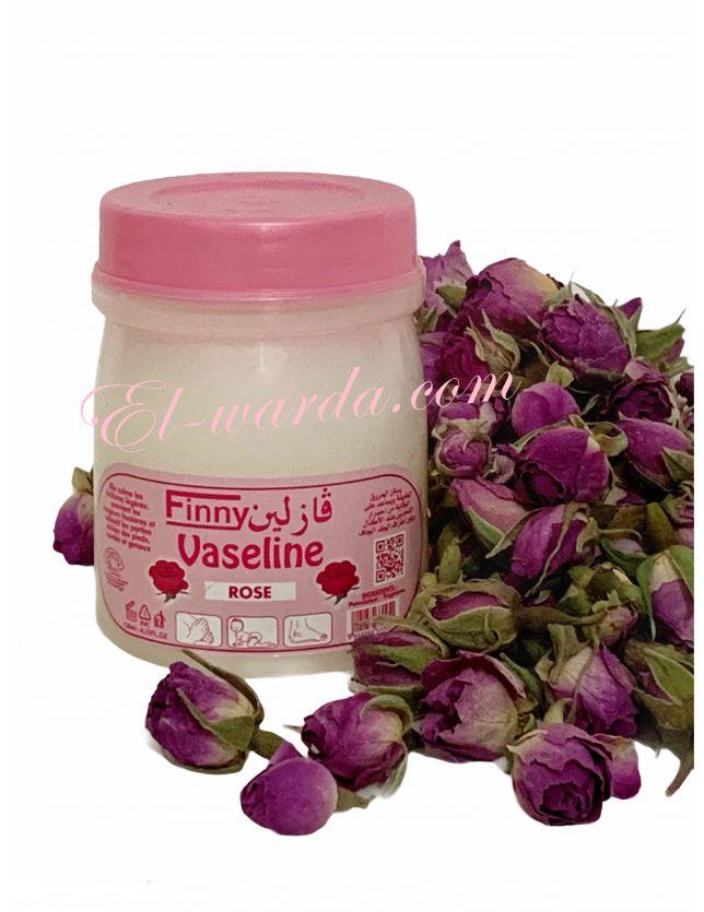 VASELINE FINNY À LA ROSE 130 ml