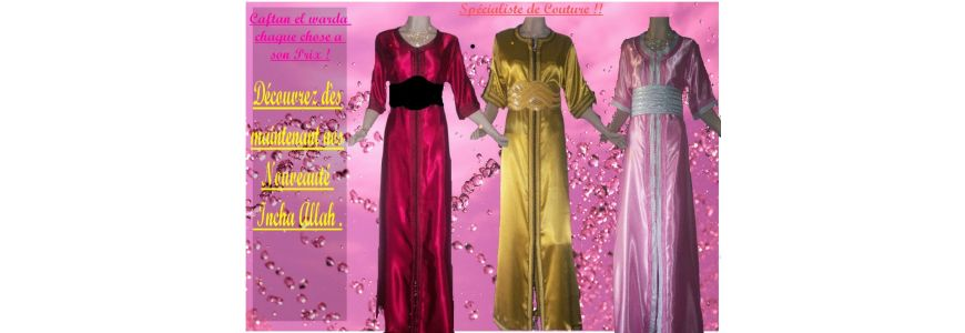 Collection Caftan  2011